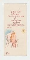 IMAGE RELIGIEUSE / SOUVENIR De 1ère COMMUNION - EGLISE ST SATURNIN De NOGENT SUR MARNE - 10 JUIN 1954 - Images Religieuses
