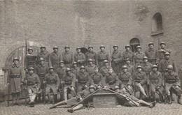 Antwerpen, Anvers ,7 E Compagnie ,15 E De Ligne ,Fort 2 ,classe 1912-13-14-15 , Fotokaart - Casernes