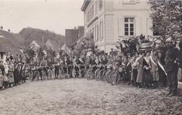 Winkel Carte Photo,cloche Et Vélo Club. - France