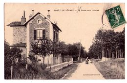 0703 - Soisy Sous Etiolles ( S&O ) - Forêt De Sénart - La Poste Aux Lièvres - Coll. Ponnelle - - Non Classés