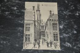 1659   Bruges Brugge   Rue De L'Ane Aveugle   1931   Animée  Geanimeerd - Brugge