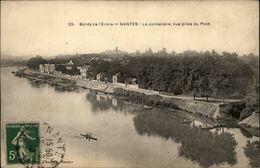 44 - NANTES - Quai De La Jonnelière - Erdre - - Nantes