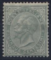 Italie - N°14 Neuf* (neuf Avec Charnière) - Signé Calves - Cote 1200€ (W1140) - 1861-78 Victor Emmanuel II.