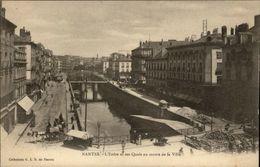 44 - NANTES - L'Erdre - Quais - Cours Des 50 Otages - - Nantes