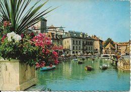 ANNECY (74) 2 CARTES - Annecy-le-Vieux