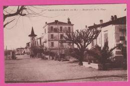 CP (06) - CROS De CAGNES  , Boulevard De La Plage - Autres Communes