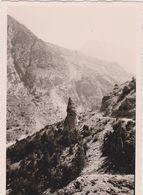 Vieux  Papier :   Photo Env. 12 Par 8 Cm : Hautes Alpes :  GUILLESTRE 1967 Vue - Old Paper