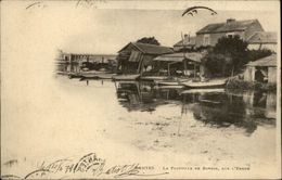 44 - NANTES - La Flottille De Barbin - Erdre - - Nantes