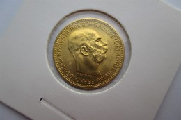 Austria, 20 Corona, 1915 Franz Joseph I. - Austria
