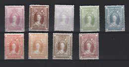 Australië > 1860-1909 Queensland Stamp Duty - Nuovi