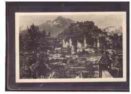 12761  -   SALZBURG   /     CIRCULATED - Salzburg Stadt