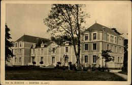 44 - NANTES - Saint Joseph De Portricq - Saint Joseph De Porterie - Ranzay - Nantes