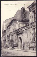 CPA - VERDUN (55 - MEUSE) - L'HOTEL DE VILLE - ANIMEE - Verdun