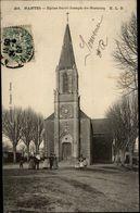 44 - NANTES - Saint Joseph De Portricq - Saint Joseph De Porterie - église - Nantes