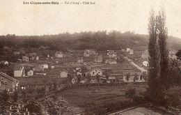 CPA - Les CLAYES (78) - Aspect Du Côté Sud Du Bourg Le Val-d'Arcy En 1932 - Les Clayes Sous Bois