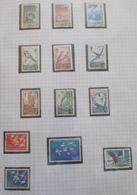 """Thématique """"Oiseaux"""" Timbres Obl. Et B.F. De Finlande (5 Scans) - Collections, Lots & Series"""