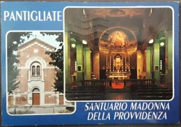 Pantigliate - Santuario Madonna Della Provvidenza - PAN 2 - Viaggiata 1986 - (2437) - Italia