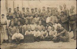 MILITARIA - Carte Photo Militaire - Soldats - 1923-1924 - Militaria