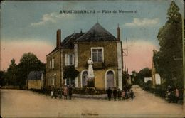 37 - SAINT-BRANCHS - - France