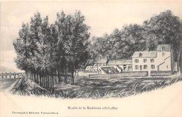 Samois Avon ? Moulin De La Madeleine Canton Fontainebleau - Samois