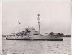 HMNZS ENDEAVOUR  TO NEW ZEALAND COMMONWEALTH TRANS ANTARCTIC ANTARCTIC      25* 19 CM Bateau, Barco,  Bateaux, Navire - Boats