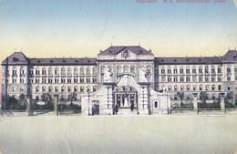 Nagyvarad Oradea - M.K.Honvedhadaprod Iskola - Romania
