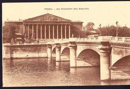 CPA - PARIS (75 - PARIS 7EME) - LA CHAMBRE DES DEPUTES - District 07