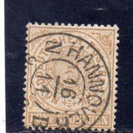 ALLEMAGNE DU NORD 1869 O - Conf. De L' All. Du Nord