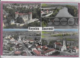 82.- REYNIES SOUVENIR - France