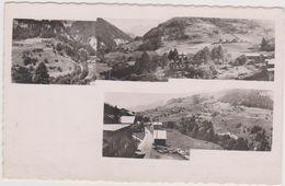 SAVOIE,FLUMET,altitude 920m,village De Montagne,mont Blanc,prés D'albertville,3 Vues Panoramiques,73,CARTE PHOTO - Albertville