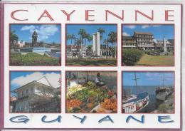 CAYENNE - Cayenne