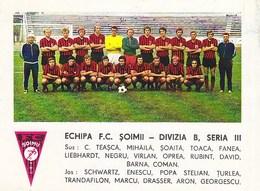 Sibiu - Football Club FC Soimii - Rumänien