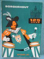 01 - BORGERHOUT - Gemeente Borgerhout 1836-1961 - Histoire