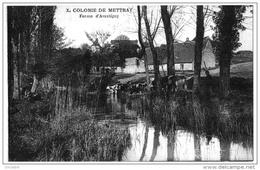Mettray Indre Et Loire Pénitencier Bagne Enfants Avantigny Vaches 1910 état Superbe TOP - Mettray