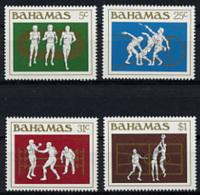 Bahamas, 1984, Olympic Summer Games Los Angeles, Sports, MNH, Michel 565-568 - Bahamas (1973-...)
