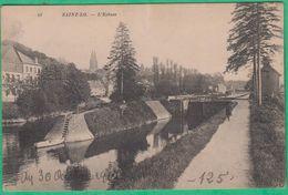 50 - Saint Lô - L'écluse - Editeur: ND Phot N°63 - Saint Lo
