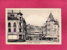 55 Meuse, Verdun, Rue Beaurepaire, Animée, Commerces, (V. G.) - Verdun