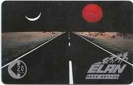 Isle Of Man - Courrier Services - Elan Road - 8IOMA - 1990, 3.000ex, Mint - Isle Of Man