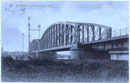 Boom NA10: Le Pont Du Chemin De Fer 1907 ( SBP 20 ) - Boom