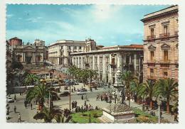 CATANIA - PIAZZA STESICORO  - VIAGGIATA FG - Catania