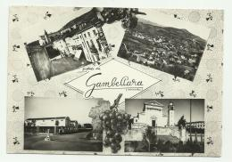 SALUTI DA GAMBELLARA - VEDUTE   VIAGGIATA FG - Vicenza