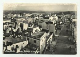 ALBEROBELLO - CORSO VITTORIO EMANUELE  - VIAGGIATA  FG - Bari