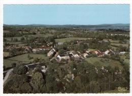 """Le Grand Bourg, Vue Aérienne, """"Salagnac"""", (23, Creuse), C.I.M. Cc 152-35 A - France"""