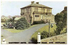 AYR : GARTFERRY HOTEL, RACECOURSE ROAD - Ayrshire