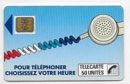 Carte Téléphonique - France