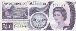 (B0058) SAINT HELENA, 1979 (ND). 50 Pence. P-5. UNC - Saint Helena Island