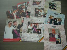 "BELG.1999 Mariage Princier-prinselijk Huwelijk ""SPECIAL BOX"" - FDC"