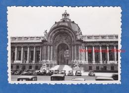 Photo Ancienne - PARIS - Le Petit Palais - Groupe D' Automobile à Identifier - Auto - Automobiles
