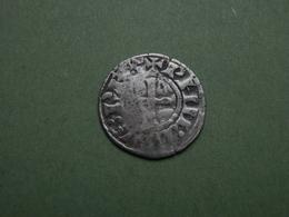 Denier Tournois Philippe II Auguste. - 1180-1223 Philippe II Auguste