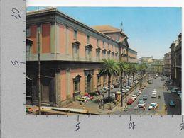 CARTOLINA VG ITALIA - NAPOLI - Palazzo In Cui Ha Sede Il Museo Archeologico Nazionale - 10 X 15 - ANN. 2002 - Napoli